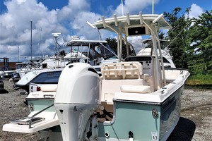 is a Grady-White 209 Sportfisherman Center Console Yacht For Sale in Urbanna--26