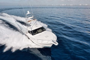 Cool Daddio is a Cabo 44 HTX Yacht For Sale in Hyannis-Foredeck-15