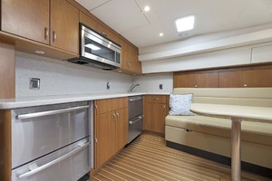 Cool Daddio is a Cabo 44 HTX Yacht For Sale in Hyannis-Galley-5