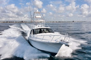 Cool Daddio is a Cabo 44 HTX Yacht For Sale in Hyannis-Bow-9
