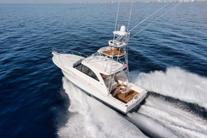 Cool Daddio is a Cabo 44 HTX Yacht For Sale in Hyannis-Aerial Profile-40