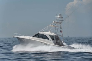 Cool Daddio is a Cabo 44 HTX Yacht For Sale in Hyannis-Running Profile-39