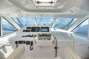 Cool Daddio is a Cabo 44 HTX Yacht For Sale in Hyannis-Helm-16