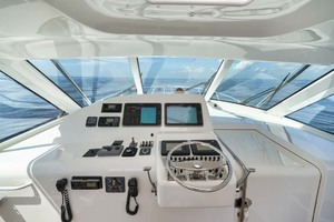 Cool Daddio is a Cabo 44 HTX Yacht For Sale in Hyannis-Helm-17