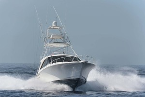 Cool Daddio is a Cabo 44 HTX Yacht For Sale in Hyannis-Bow-12