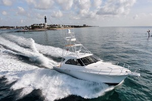 Cool Daddio is a Cabo 44 HTX Yacht For Sale in Hyannis-Running-43