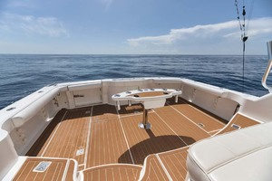 Cool Daddio is a Cabo 44 HTX Yacht For Sale in Hyannis-Cockpit-32